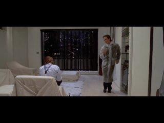 """Американский Психопат"". Шикарная сцена. It's hip to be square!"