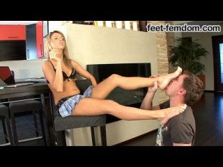 Femdom Foot Video Vk