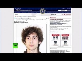 Полиция Бостона подтвердила арест Джохара Царнаева