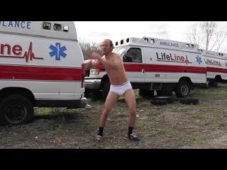 Keith Apicary's Victory Dance