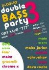 [11/02/2010] Double bass Party 3 @ Арт клуб
