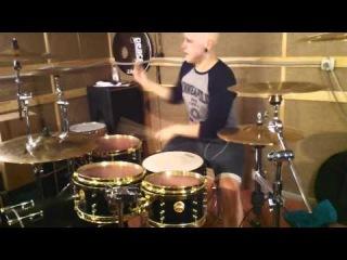 Godsmack - I Stand Alone Drum Cover by Dima Burdin HD