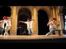Krump Dance somewhere in France