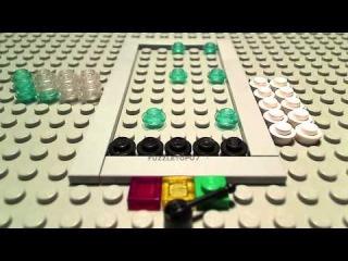LEGO Guitar Hero: Prayer of the Refugee