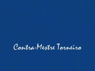 20 anos senzala Contra Mestre Torneiro