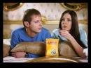 Наташа Краснова в рекламе семечек Джинн