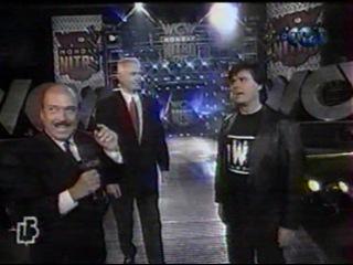 WWE : WCW Nitro best 1995 - 2000 год (ТНТ, Н.Фоменко)