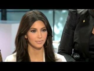 Barbara walters describes the kim kardashian-ray j sex tape on '10 most fascinating'