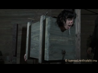 Infernal restraints - 2012-04-20 - boxed and fucked - elise graves