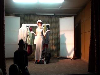 """Сказки для Марты """"Голос и Моль"""" моя работа 2013года совместно с Глебом Черновым."""