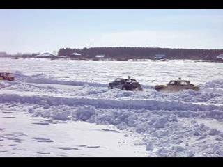 Ледовый штурм 2011г. ЗАЗ