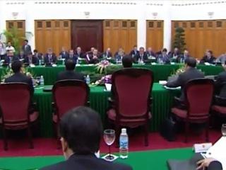 Встреча с премьер-министром Вьетнама. Без комментариев