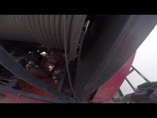 Русски парни забрались на Shanghai Tower (650 meters)