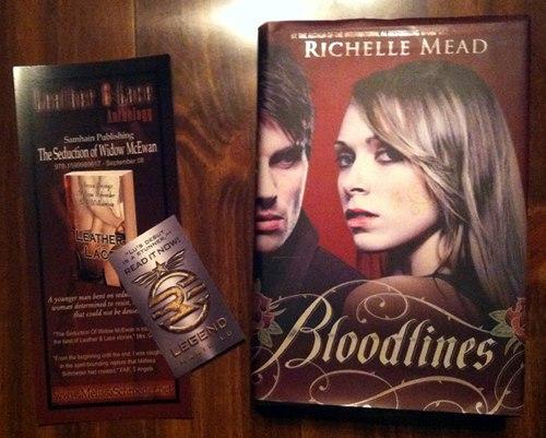 Bloodlines (Bloodlines #1)