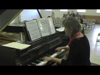 Original Piano Music Nautilus by Julia Muench