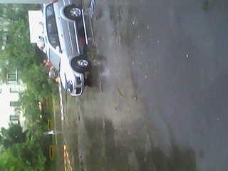 Небольшой дождик в Измайлово...