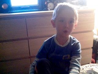 мой сынок знает больше чем я :))