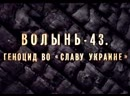 Документальный фильм Волынь-43. Геноцид во Славу Украине.
