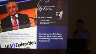 Israeli Terror & 9/11 | Presentation by Christopher Bollyn