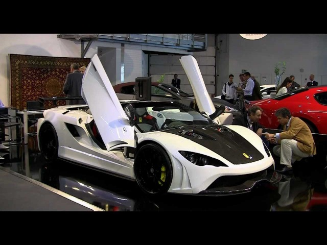 Top Marques Monaco 2012 Tushek Renovatio T500 HD