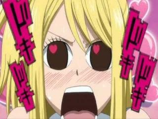 [Fairy Tail] - [Люси х Локи] Рыжий-бесстыжий!