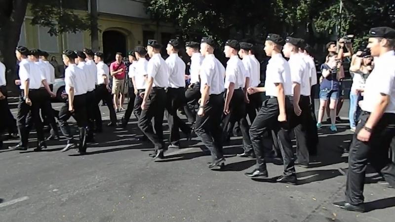 Марш МКТФ ОНМА судоводы