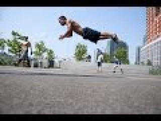 Junior Turbo ( Team inkredibles) - Street Workout skill