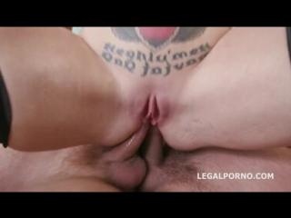 LegalPorno - Dap Destination Alexxa Vice 5on1 The slave is here! GIO265