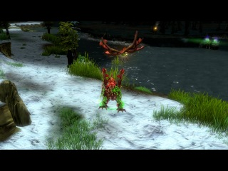 Heroes of Newerth - Topiary Warden
