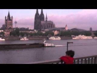 Tina Guo: Midnight Sun On The Rhine