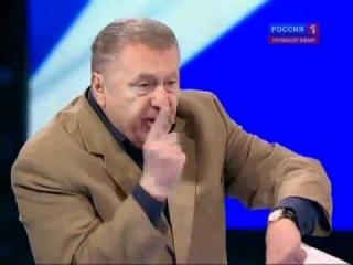 единственный раз Жириновский сказал действительно толковую вещь