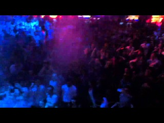 Richard Durand being introduced by Bobina - Music Freedom Grodno, Belarus 20/04/2012