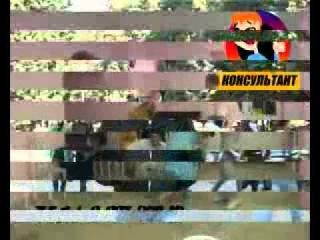 Reklama na mestnom televidenii (steb!)