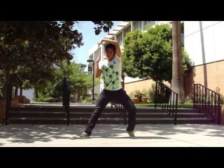 Alexo ϟDance Floor Kidsϟ @ Cal State Northridge