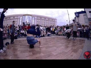 Сладкий Бубалех vs Янг Рокс (прорыв 2012)