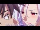 Inner Moka and Tsukune Rosario Vampire
