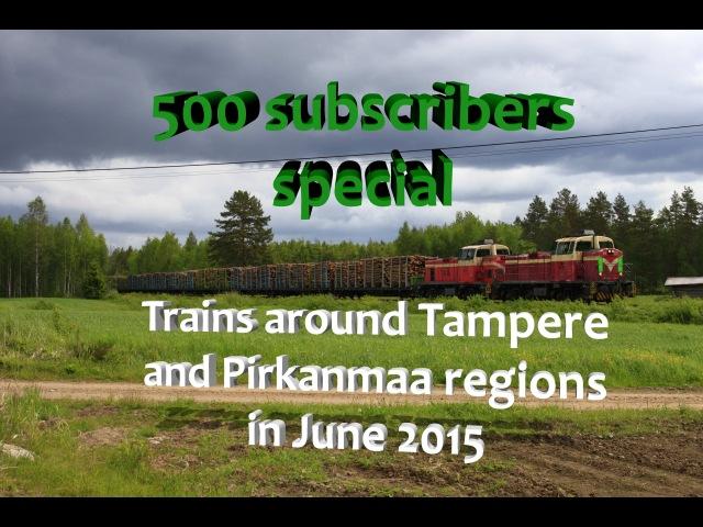 500 subscribers special 500 n tilaajan spesiaali Full ᴴᴰ 50fps
