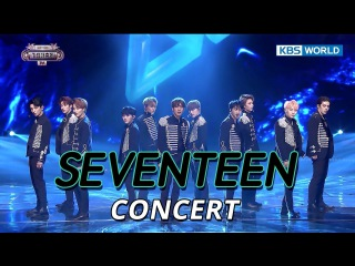 SEVENTEEN's CONCERT   세븐틴 콘서트 [SUB: ENG/CHN/2017 KBS Song Festival(가요대축제)]