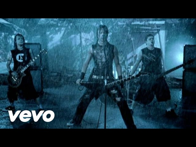 Bullet For My Valentine Tears Don't Fall Album Edit with Scream with Lighter