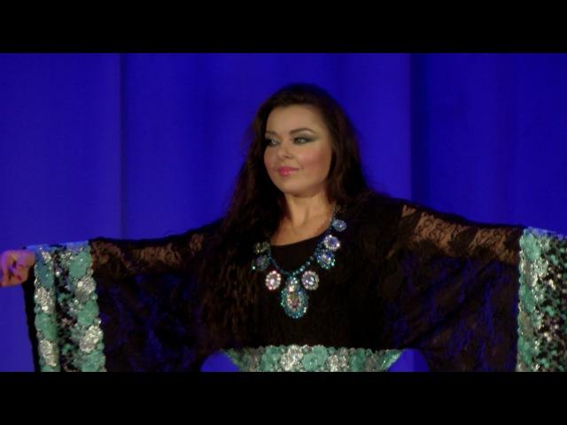 Alla Kushnir ⊰⊱ Gala show Ed Dalla B'Day '12.