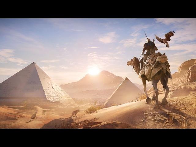 Assassins Creed Origins Новая угроза или лагерь Сарагина.79