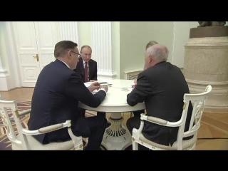 Встреча с Сергеем Когогиным, Александром Румянцевым и Еленой Шмелёвой