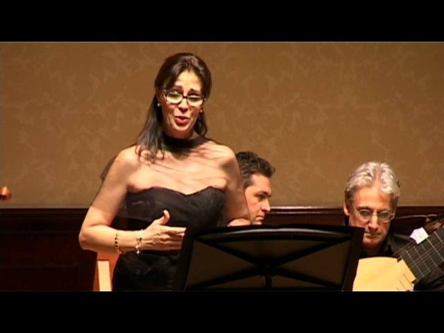 G.F. Händel - Ombra mai fu - Sara Mingardo, Accademia degli Astrusi, Federico Ferri dir.