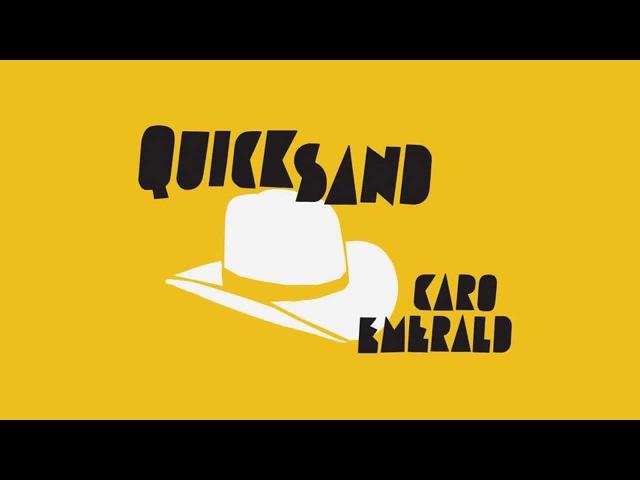 Caro Emerald Quicksand Lyric Video