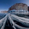 По льду Байкала на Ольхон EXPEDITION