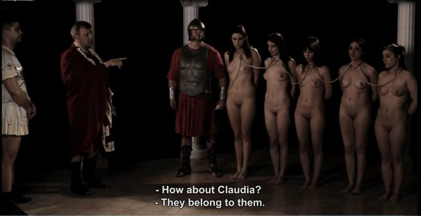 Nued slaves — photo 1