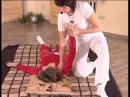 Видеоинструктаж по технике японского массажа Шиацу (русский язык) Часть вторая