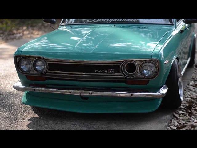 Datsun 510 Acrophobia Yuii 2nd Teaser