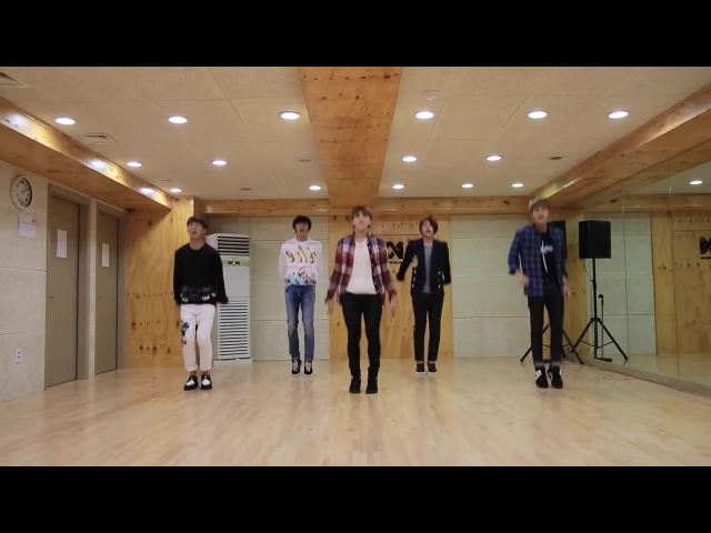 B1A4 - SOLO DAY Dance Practice (Mirrored)