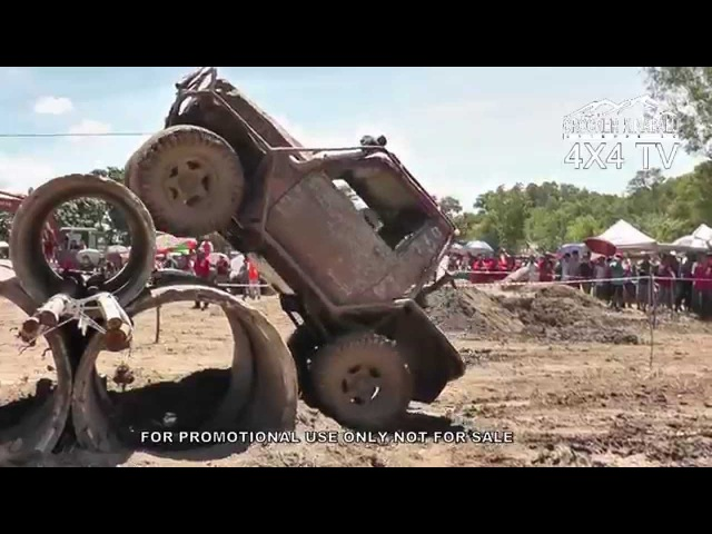 Sabah 4X4 Challenge By K'NetH De CrockeR 2004 2014 video preview